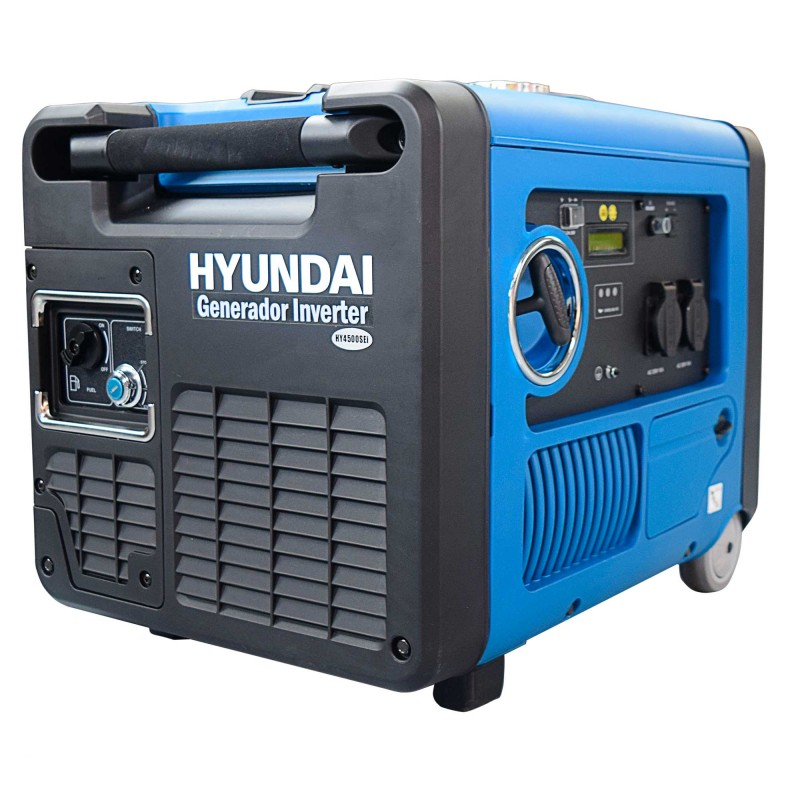 Generador Inverter Hyundai HY4500SEi