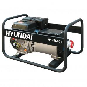 HYK8500T Generador Gasolina Trifásico