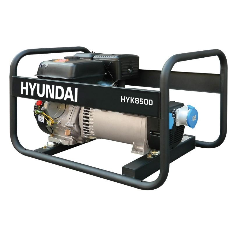 HYK8500 Generador Gasolina Monofásico
