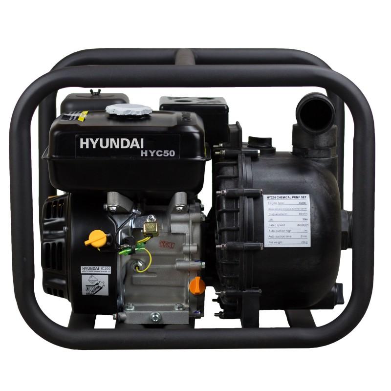 HYC50 Motobomba Gasolina