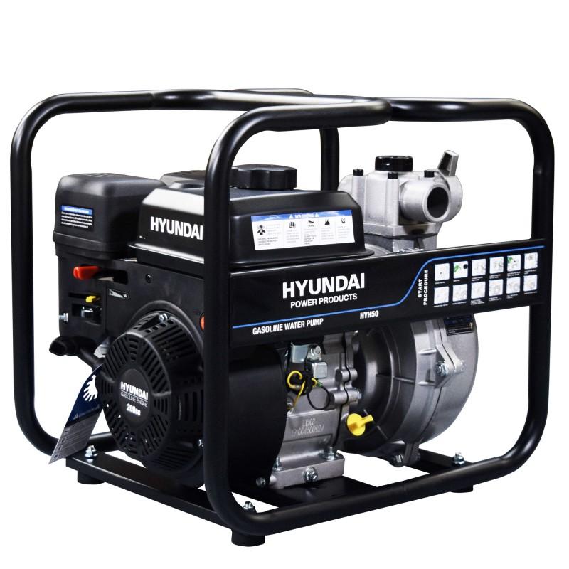 HYH50 Motobomba Gasolina HYUNDAI