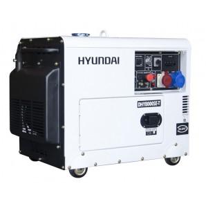 DHY8000SE-T Generador...