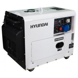 DHY8000SE Generador Diesel...