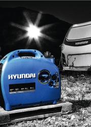 Generador Inverter Hyundai