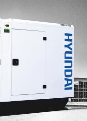 Grupo Electrógeno Hyundai 24 horas